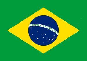 Flag of Brazil (1968-1992)