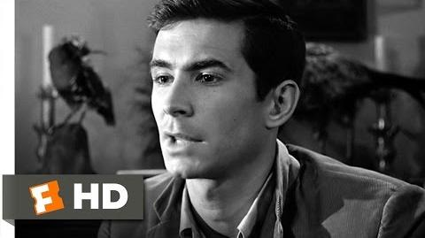 We All Go a Little Mad Sometimes - Psycho (3 12) Movie CLIP (1960) HD