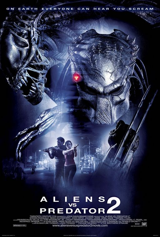 Aliens Vs Predator Requiem Ver4 In Space No One Can Hear You Scream On Earth It Wont Matter