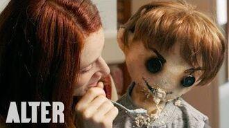 """Horror Short Film """"The Dollmaker"""" ALTER"""
