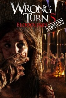 Wrong Turn 5 Bloodlines Horror Film Wiki Fandom
