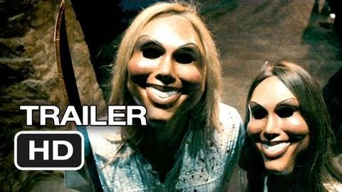 The Purge Official Trailer (2013)