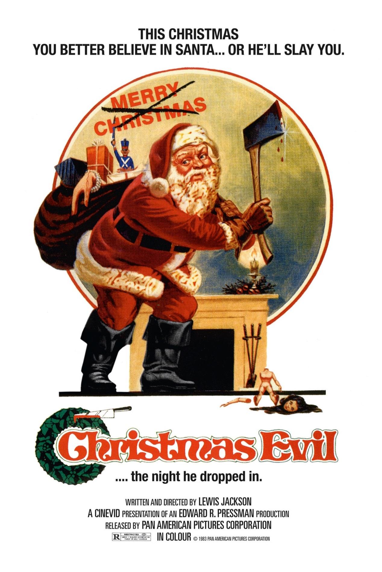 Christmas Evil 1980.Christmas Evil Horror Film Wiki Fandom Powered By Wikia