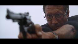 Brody and gun