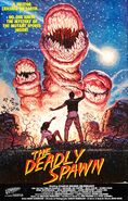 Deadly spawn poster 01