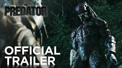 The Predator Official Trailer HD 20th Century FOX