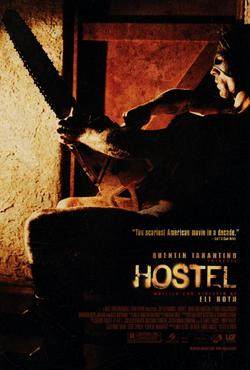 Hostel Poster