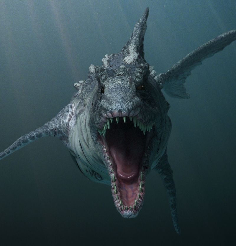 While The Dinosaur Could Bite Approximately 3 1 Tonnes Careful Inspection Into Megalodon S Jaws Found That It 18