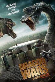 Dragon Wars poster