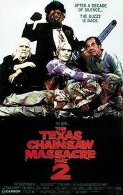 220px-Texas chainsaw massacre 2 poster