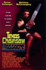 Texas chainsaw massacre the next generation