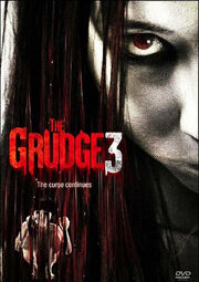 The Grudge 3 DVD cover