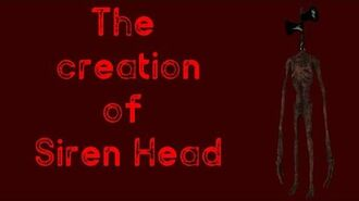 Creepypasta Storytime The creation of Siren Head