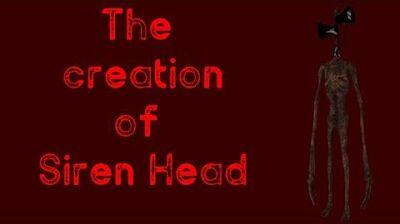 Creepypasta Storytime The creation of Siren Head