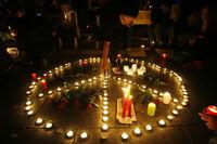 PR Use the power of ritual peace vigil