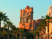MGM Studios Tower of Terror