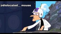 Doofenshmirtz be doing your mom