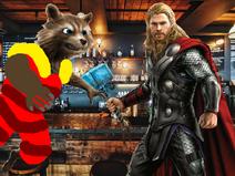 Thor vs Scott
