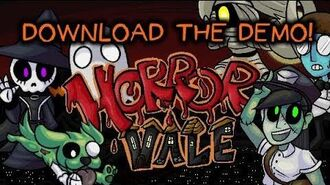 HorrorVale - The Spooky RPG - DEMO OUT NOW!