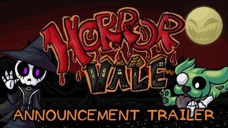 HorrorVale Announcement Trailer