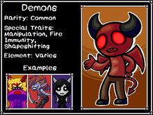DemonSpookySpotlight