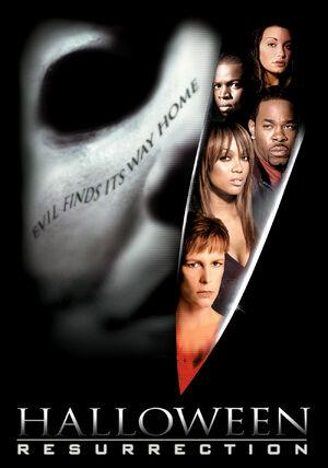 HalloweenResurrection poster