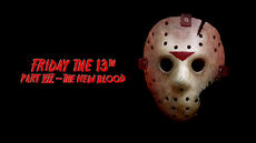 Friday the 13th part VII -Mask