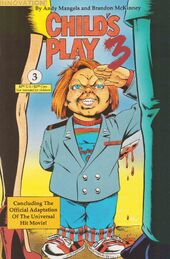 Innovation Child's Play - 3 (3) Cover