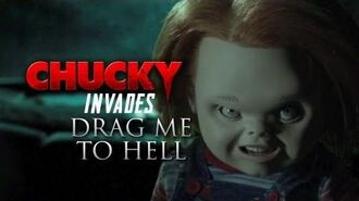 Chucky Invades Drag Me To Hell - Horror Movie MashUp (2013) Film HD
