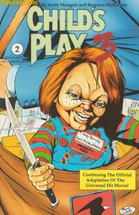Innovation Child's Play - 3 (2) Cover
