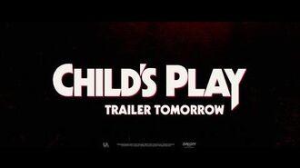 """CHILD'S PLAY 10 Spot """"Mayhem"""""""