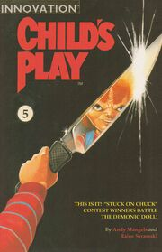 Innovation Child's Play (5) Cover