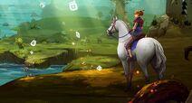 Horse Adventure Banner