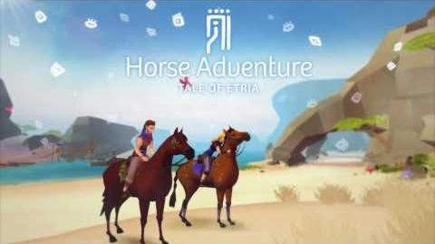Horse Adventure Tale of Etria Trailer - Deutsch