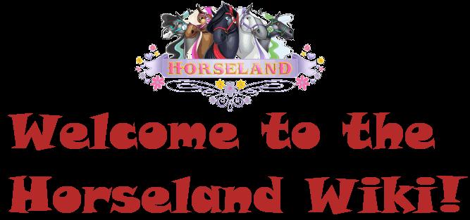 Horseland Wiki-0