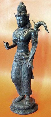 263px-Dewi Sri Java Bronze