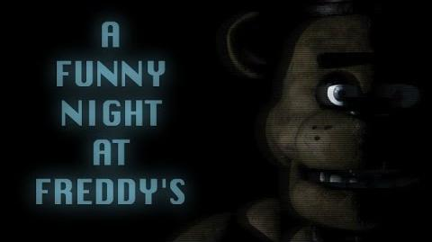 A Funny Night At Freddy's