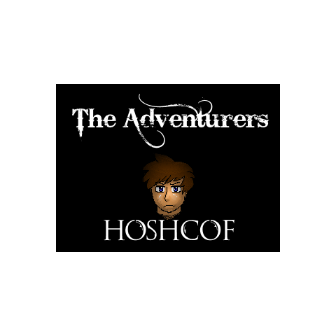 The Adventurers: Hoshcof Title Card