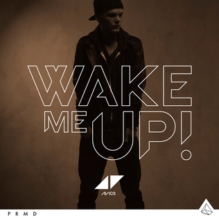 Avicii Wake Me Up Official Single Cover