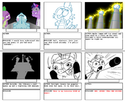 Magic.mov storyboard