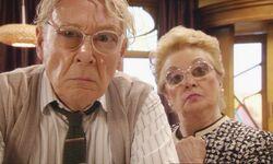 Mr. and Mrs. Grauschleier