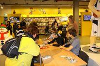 Autograph session Netherlands 2012 05
