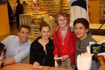 Autograph session Netherlands 2012 10