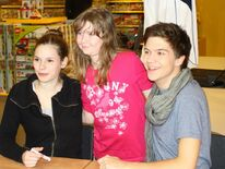 Autograph session Netherlands 2012 04