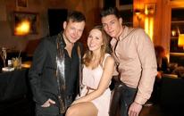 Matthias Schlung, Clara Dolny and Gerrit