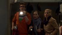 Tom, Anna und Liv erschrecken sich vor Flo