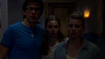 Anna, Liv und Tom sind überwältigt