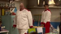 Lenny und Flo bringen Kartoffeln in die Küche