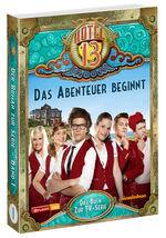 Das Abenteuer beginnt - Buch