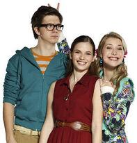 Tom, Anna und Liv Staffel 2